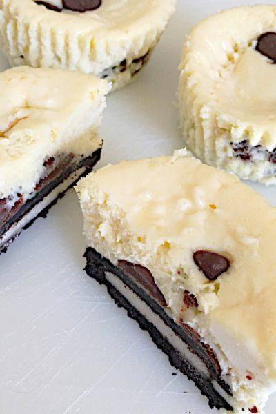 Easy Gluten-Free Mini Cheesecakes